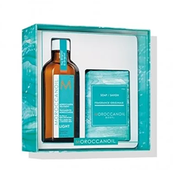 Cleanse and Style Duo Light treatment